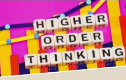 dimensi pengetahuan pembelajaran berpikir tingkat tinggi