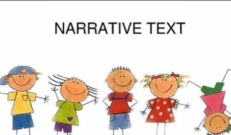 materi narrative text kelas 8 smp