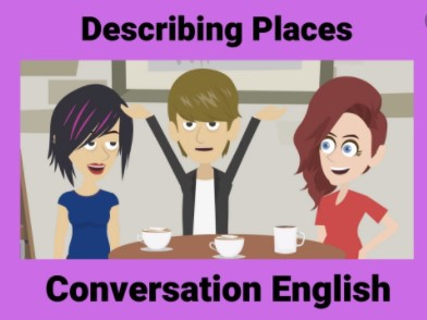 materi describing places