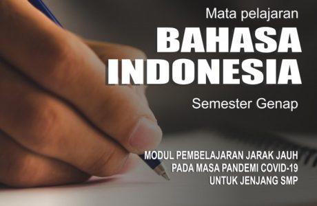 modul pembelajaran berbasis aktivitas bahasa indonesia kelas 7