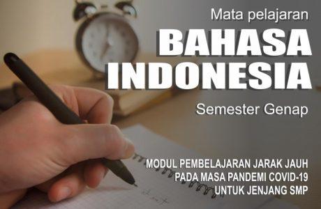 modul pembelajaran berbasis aktivitas bahasa indonesia
