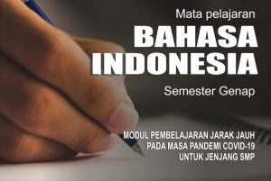 modul pembelajaran bahasa indonesia penunjang pjj kelas 9 smp mts