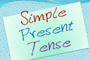 rumus simple present tense dan contoh soalnya