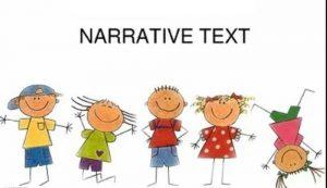 materi dan contoh narrative text bahasa inggris