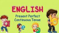 rumus dan contoh soal present perfect continous tense