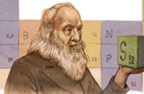 biografi dmitri mendeleev penemu tabel periodik unsur